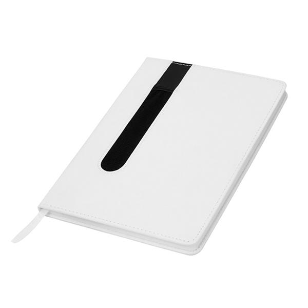 Notes A5 z kieszenią